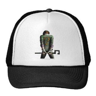 Riddler 2 trucker hat