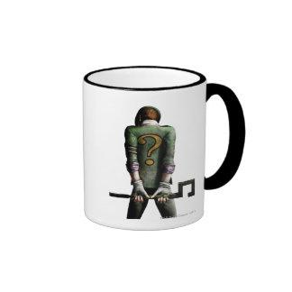 Riddler 2 coffee mugs