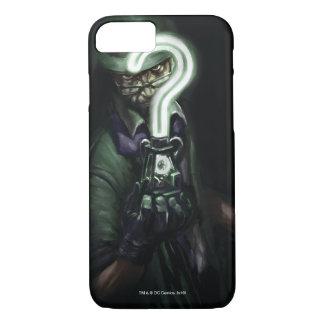 Riddler Illustration iPhone 8/7 Case