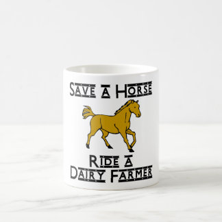ride a dairy farmer coffee mug