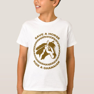 Ride A Ghanaian T-Shirt