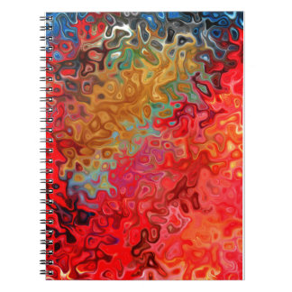 Ride Abstract 5.5 Notebook