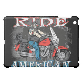 Ride American Motorcycle  iPad Mini Cases