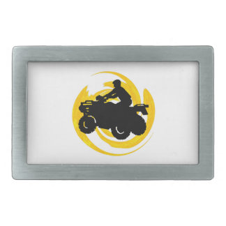 Ride and Grind Belt Buckle