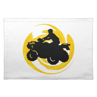Ride and Grind Placemat