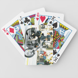 Ride Anywhere 2 Bicycle Playing Cards