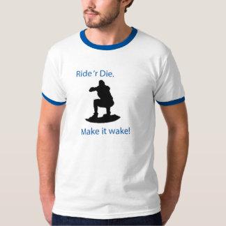 ride 'r die - Customized T-Shirt