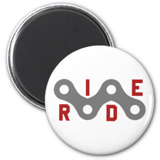 Ride (Chain) Magnet