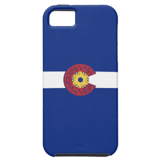 Ride Colorado (Bicycle Cassette) iPhone 5 Covers