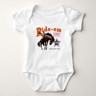 Ride-em Cowboy! Baby Bodysuit
