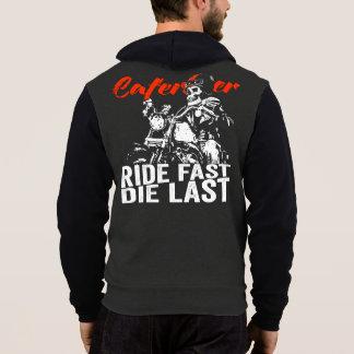 Ride Fast Hoodie