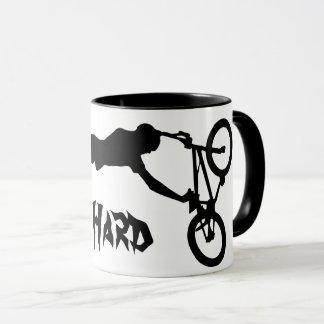 Ride Hard Bmx Mug