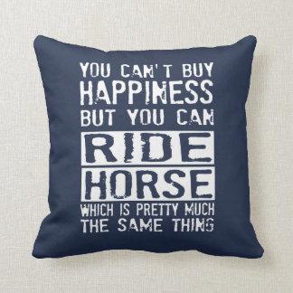 RIDE HORSE CUSHION