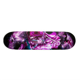 Ride In Pink Skate Board Deck