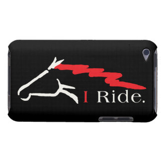 Ride iPod Touch Case-Mate Case