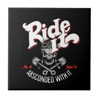 Ride It -11117 Ceramic Tile