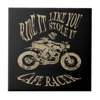 Ride It Ceramic Tile
