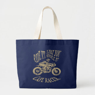 Ride It Large Tote Bag