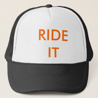 RIDE IT TRUCKER HAT