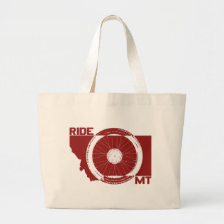 Ride Montana Large Tote Bag