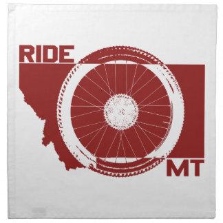 Ride Montana Napkin