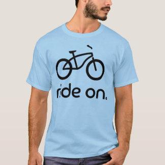 Ride On™ beach Tshirt