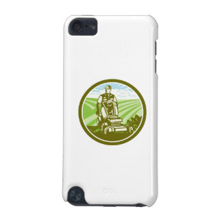 Ride On Lawn Mower Vintage Retro iPod Touch 5G Cover
