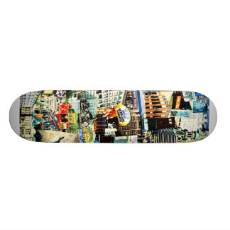 Ride on Milwaukee Skate Deck
