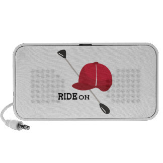 Ride On iPhone Speaker