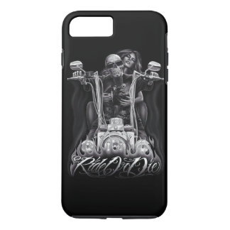 Ride or Die iPhone 7 Plus Case