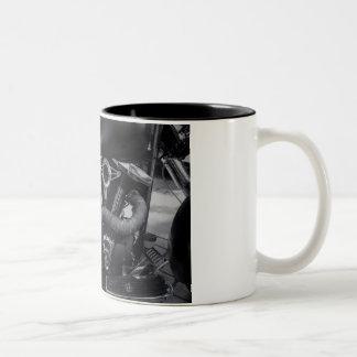 Ride or Die Two-Tone Coffee Mug