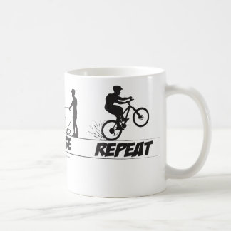 Ride Rinse Repeat Mug