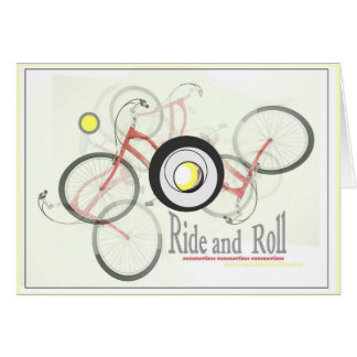 Ride & Roll Card