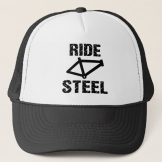 Ride Steel Trucker Hat