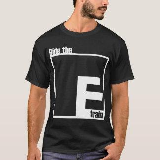 Ride the Etrain #3 T-Shirt