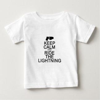 Ride the Lightning Baby T-Shirt