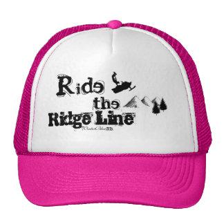 Ride the Ridge Line Cap