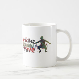 Ride the Wave Mugs