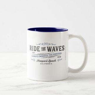 Ride The Waves Mug