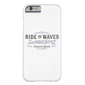 Ride The Waves Phone Case