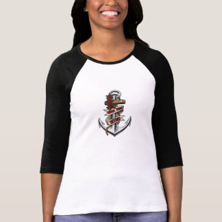 Ride the Wind, Vintage Tattoo T-Shirt