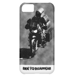 Ride to Disappear iPhone 5 Case - Clouds