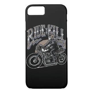 Ride To Kill Glossy Phone Case