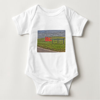 Ride to Suicide Baby Bodysuit