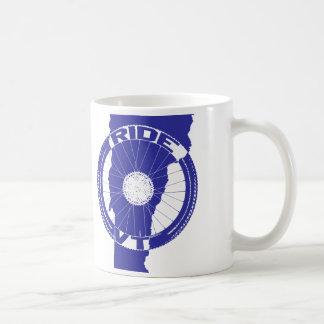 Ride Vermont Coffee Mug