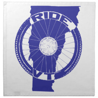 Ride Vermont Napkin