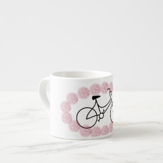 Ride your own life espresso cup