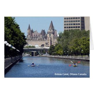 Rideau Canal  Card