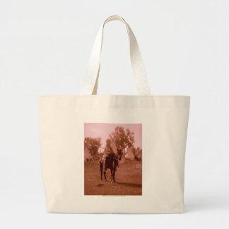 Rider Large Tote Bag