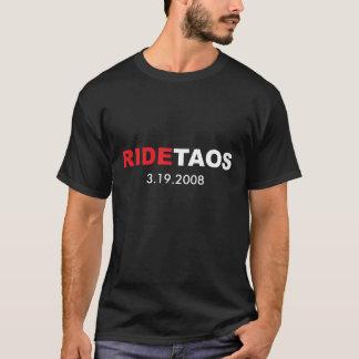 RIDETAOS 3.19.2008 T-Shirt